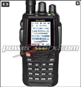 Powerwerx KG-UV8D
